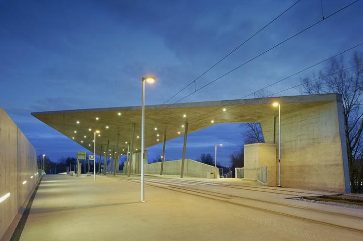 Transfer Station / city: Wrocław / design: Maćków Pracownia Projektowa
