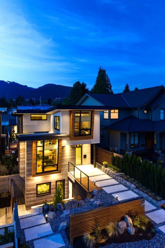 Contemporary 6  Best  Green  Home Design For A Future Luxurious Residential Garden
