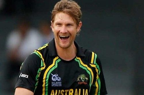 Shane Watson wants to play ICC World Twenty20 in India - T20 Wiki