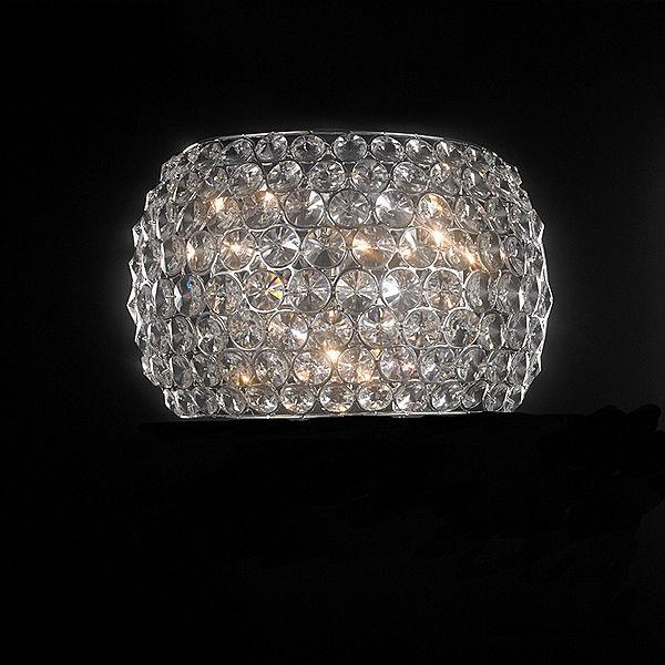 Crystal Wall Lights Contemporary : contemporary wall light (crystal) STAR Illuminati Lighting srl For the Home Pinterest Best ...
