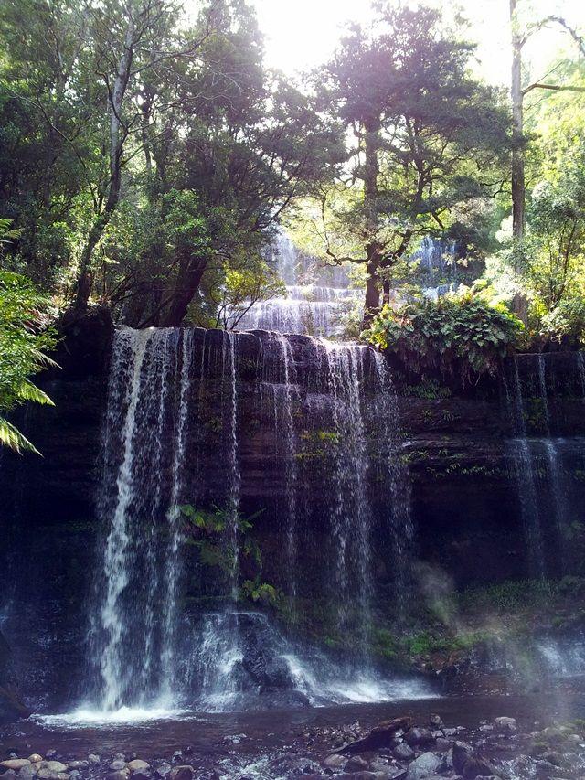 Russell Falls II