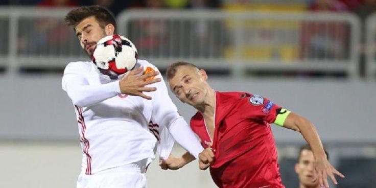 Pique Pensiun dari Timnas Seusai Piala Dunia 2018 - KOMPAS.com