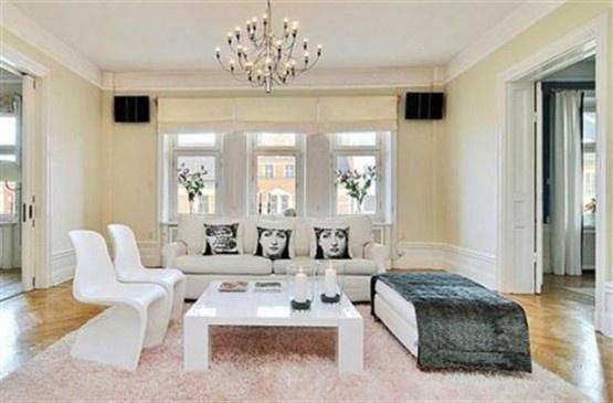 Sophisticated Scandinavian Living Room Designs
