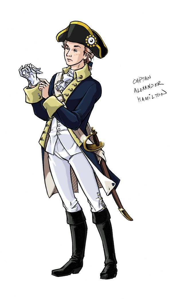 So, I've been listening to an audio book on the Presidental election of 1800... and the common villian to both candidates was Alexander Hamilton, so he's gotten a lot of real estate in th...