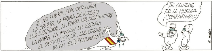 Peridis hoy en El País