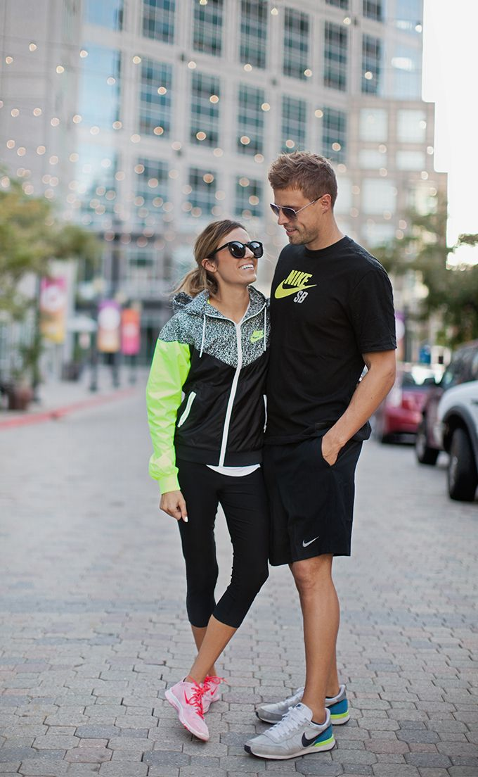 Work Out Outfits. Change her shoes to something that matches/goes. Then this will be perfect.