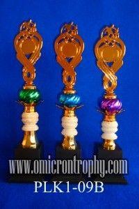 Jual Trophy Plastik Harga Murah