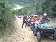 Sundays River Quad Adventures offers Quad Biking Trips in Colchester near Port Elizabeth.