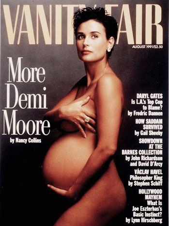 Vanity Fair - Demi Moore