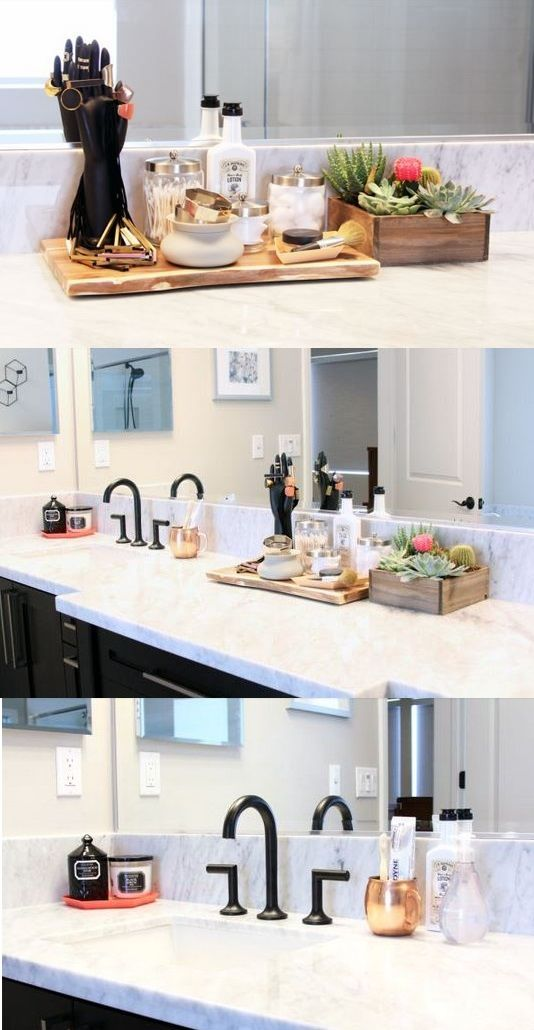 Kitchen Counter Organization Ideas best 25+ bathroom counter organization ideas on pinterest