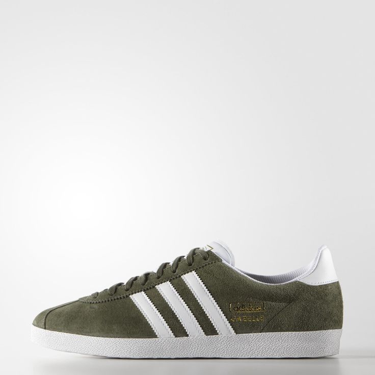 adidas Men's Gazelle OG Shoes - Green | adidas Canada
