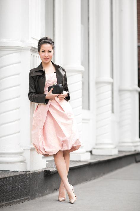 Blushing :: Iridescent dress