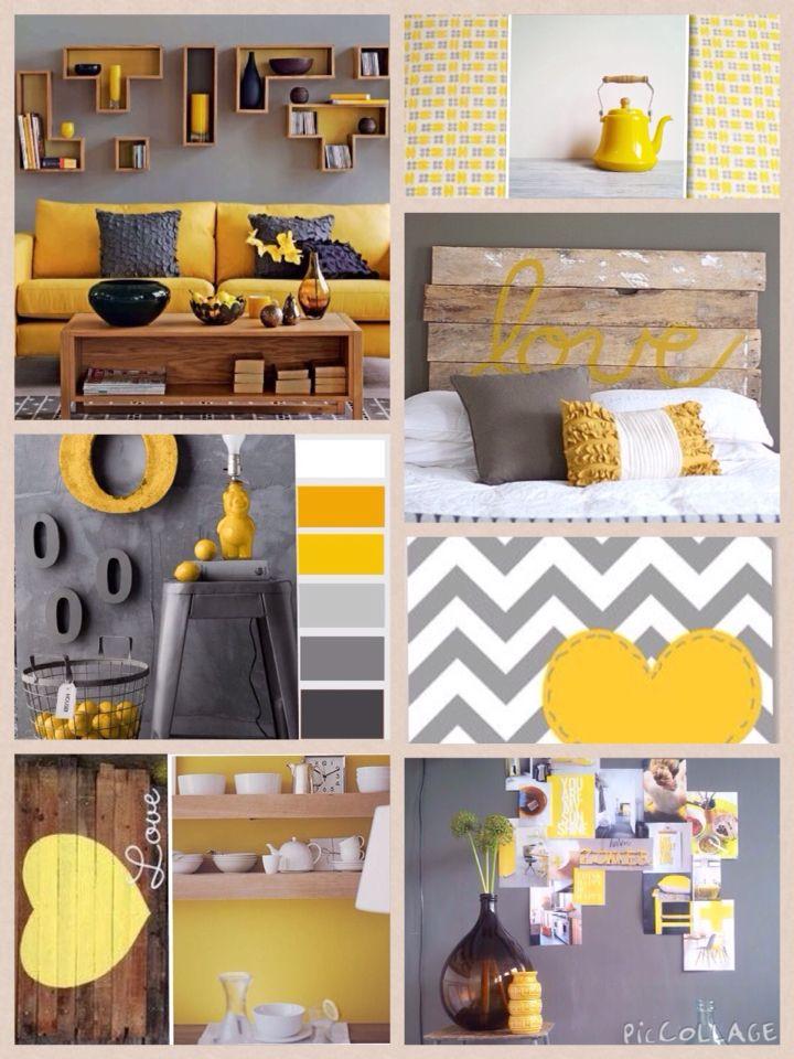 Kinderkamer Geel Grijs: Kinderkamer grijs geel.