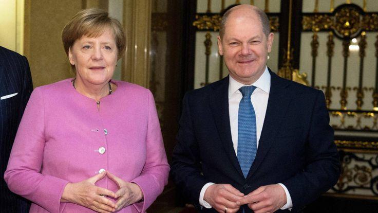 Aktuelle Umfrage - Deutschland hat plötzlich wieder Lust auf GroKo - Politik Inland - Bild.de