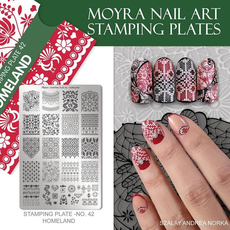 47 best Moyra nail stamping images on Pinterest | Nail stamping ...
