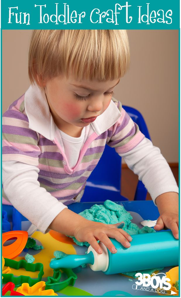 Getting a toddler to sit still can be a near-impossible feat. They're constantly exploring the world around them. That's a good thing, but sometimes they need some creative downtime. That's where toddler crafts come in. Crafting is great for toddlers for a number of reasons. It can help them develop longer attention spans. Most crafts […]