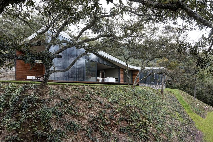 139 best images about architecture: the butterfly roof on ...