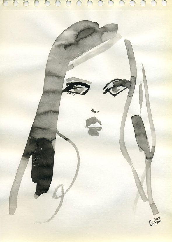 """""""Georgia May Jagger"""" ローリング・ストーンズのミック・ジャガー(Mick Jagger)とモデルのジェリー・ホール(Jerry Hall)の娘、ジョージア・メイ・ジャガー。 すきっ歯がチャームポイントのロンドンガールの軽やかさと、両親ゆずりの存在感を合わせもつ、魅力的な女の子☆"""