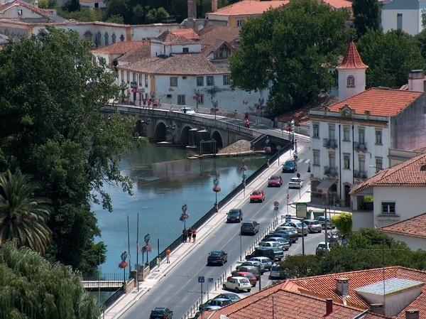 Cidade de Tomar, Portugal