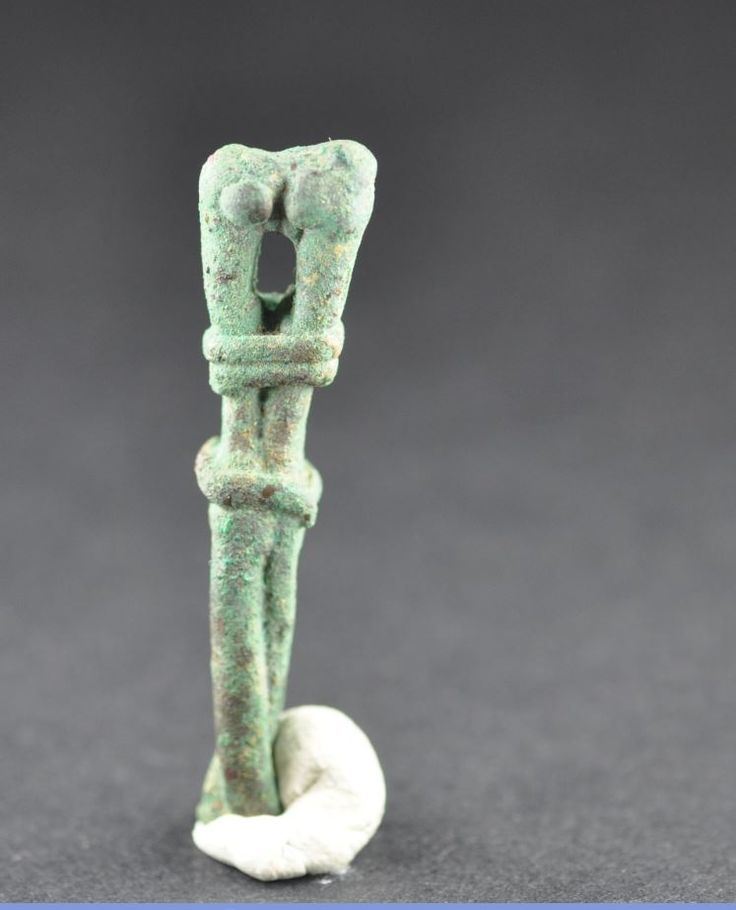 Kissing, Amlash bronze figurine 2, 1st millenium B.C. Private collection