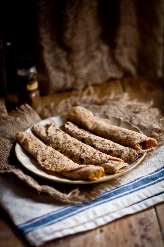 Adventures in Cooking: Lefse (Norwegian Potato Crepes)