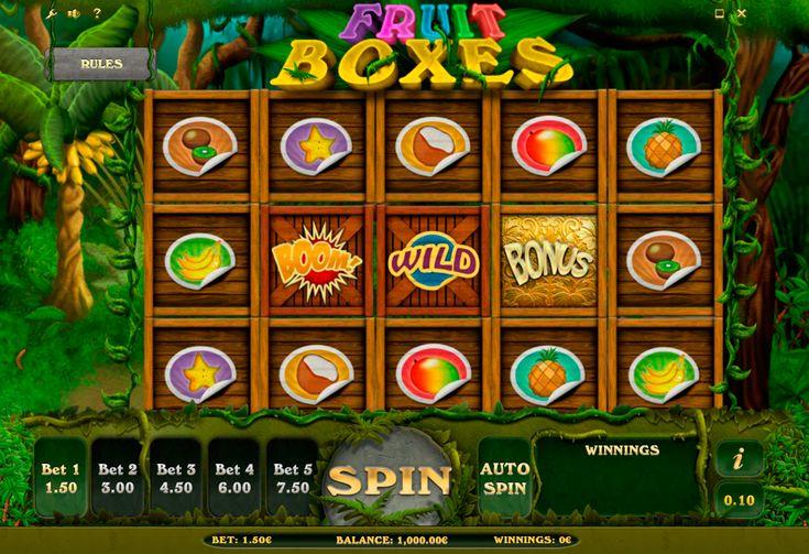 Jouer machine a sous gratuit dans Fruits thème