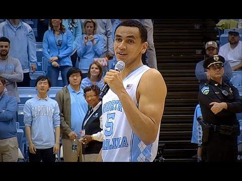 UNC Men's Basketball: Marcus Paige Senior Night Speech - YouTube. Just beautiful. The impact these coaches have on the young men they coach is truly inspiring! #Salute