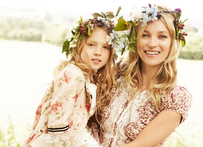 Lila Moss has it kind of tough (well, not really) with Kate Moss as her mom and Dazed & Confused founder Jefferson Hack as her dad, so what else could this kid possibly do to step out into the spotlight? Well, she could become a model just like her mom, that's for sure. It seems [...]