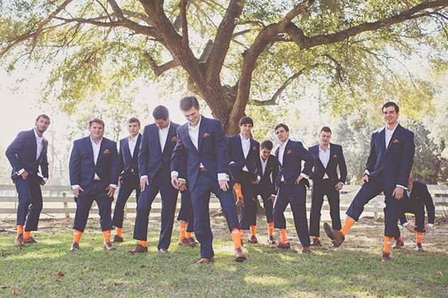 10 Tasteful Wedding Ideas for Sports Fanatics  | Brides.com