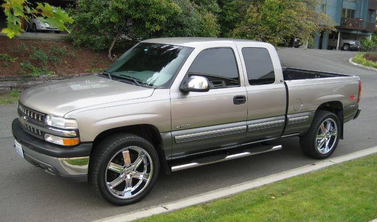 1999 Chevrolet Silverado Owners Manual -With trucks burning up up the sales charts, all the major automakers are revamping their trucks.       (adsbygoogle = window.adsbygoogle || []).push();    While Ford significantly rounded its pick-up and Avoid endowed its Ram with a Peterbilt front...