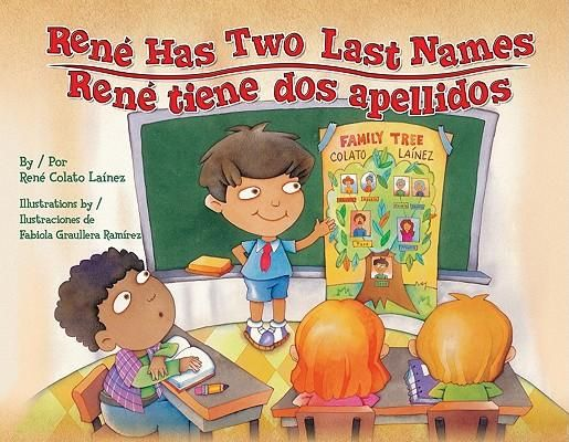 31 Days of Reading in Spanish -- René tiene dos apellidos