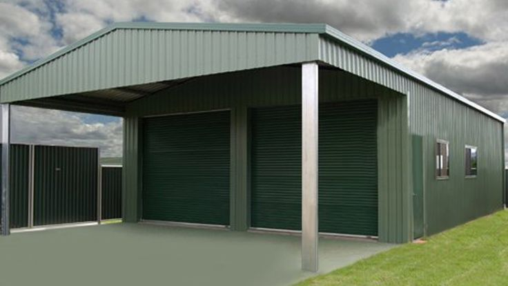 colorbond sheds - Google Search