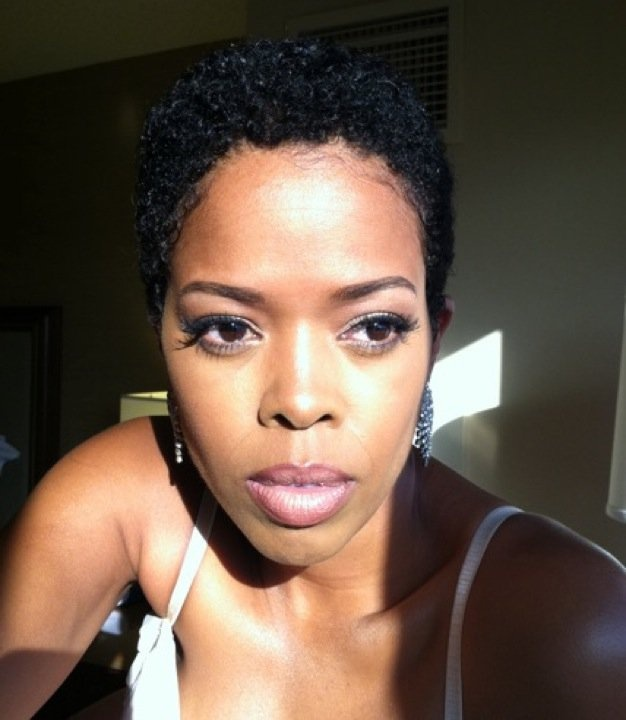 malinda williams feet