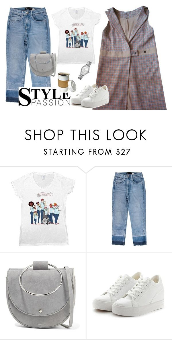 Без названия #32 by ankaminackowa on Polyvore featuring мода, 3x1, Theory and TAG Heuer