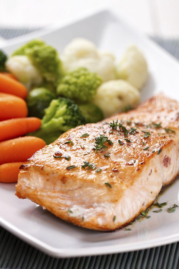 25. Slow Cooker Salmon #crockpot #recipes #summer http://greatist.com/eat/summer-crock-pot-recipes