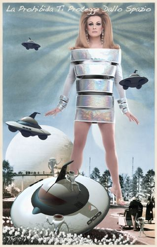 """Invading The Vintage"" Feat La Prohibida by Invading The Vintage - Franco Brambilla, via Flickr"