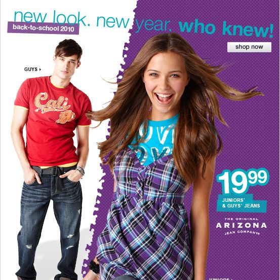 Teen models for cellular one advertising