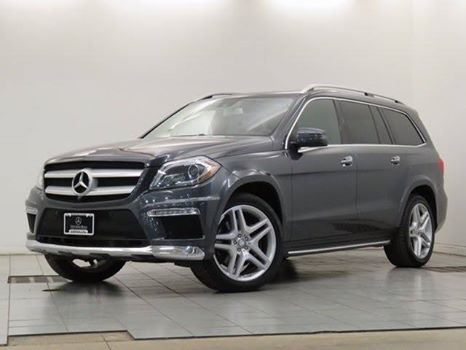 You don't want to miss out on this certified pre-owned 2014 Mercedes-Benz GL-Class GL550!