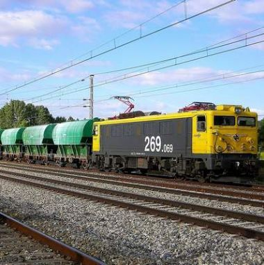 Transporte Terrestre Ferrocarril