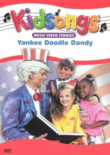Kidsongs: Yankee Doodle Dandy [DVD] [2002]