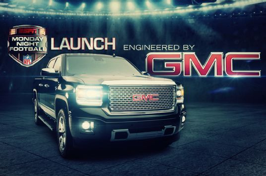 2014 GMC Sierra truck launch