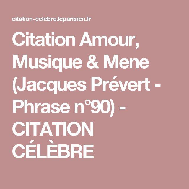 les 25 meilleures id es de la cat gorie citations musique sur pinterest citations d 39 amour en. Black Bedroom Furniture Sets. Home Design Ideas