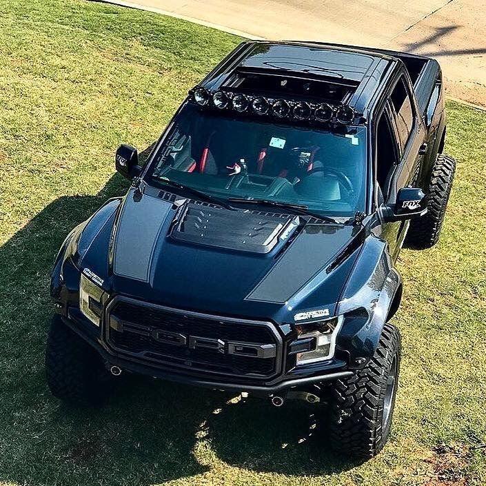 Ford Raptor Hayalinizdeki Arabalar Jipler Super Araba