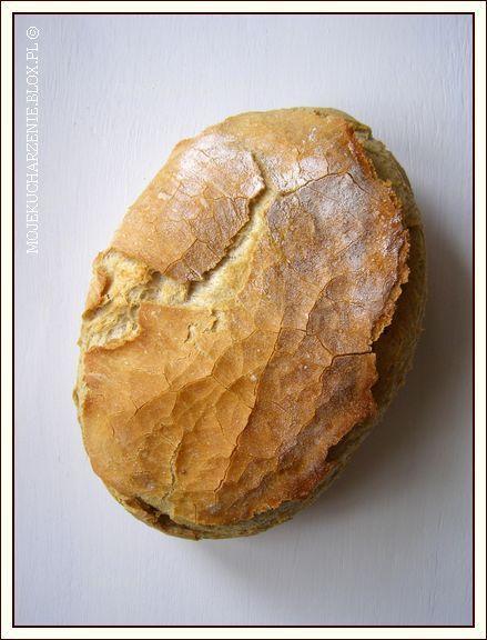prosty chleb z garnka