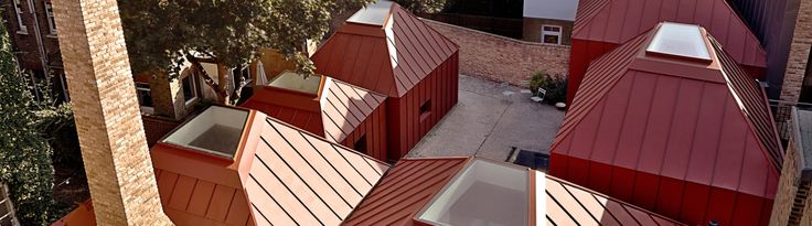 Tin House | The Rooflight Company