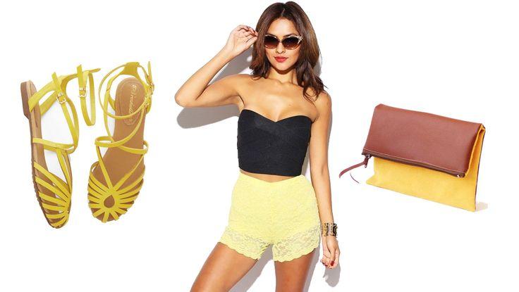 9 Ways To Wear Canary Yellow   StyleList Canada