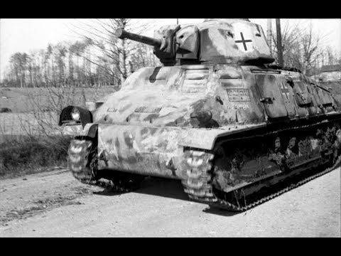 World of Tanks Pz.Kpfw. S35 739 (f) | There are Many Ways to Get 14 kill...