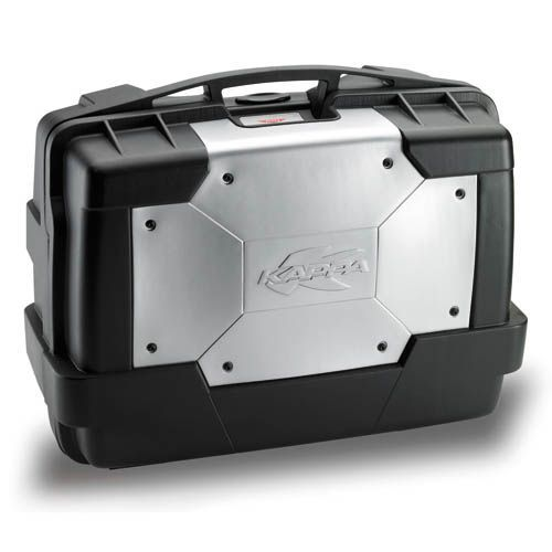 Scontato del -20% approfittane ora! Bauletto Monokey KGR46 Garda nero 46 lt, con cover in alluminio KAPPA. Pagamenti sicuri, reso facile, garanzia 2 anni.