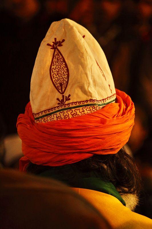 Sufi (turban), India