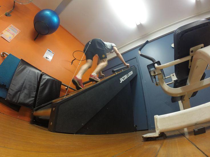 Cross training on the Jacob's Ladder